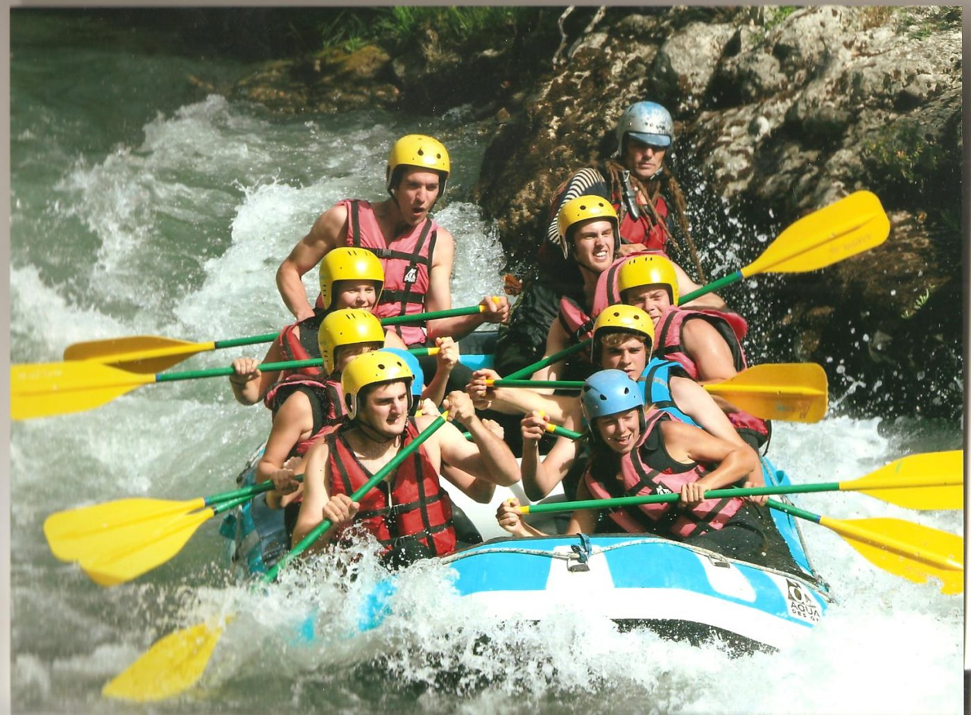 Rafting 90'